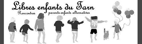 logo association libres enfants du tarn albi 81 maternage proximal rencontre parents enfants