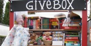 givebox albi ludothèque la marelle troc échange simplicité volontaire récup' enfants association libres enfants du tarn 81