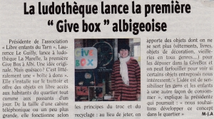 Article Le Tarn Libre