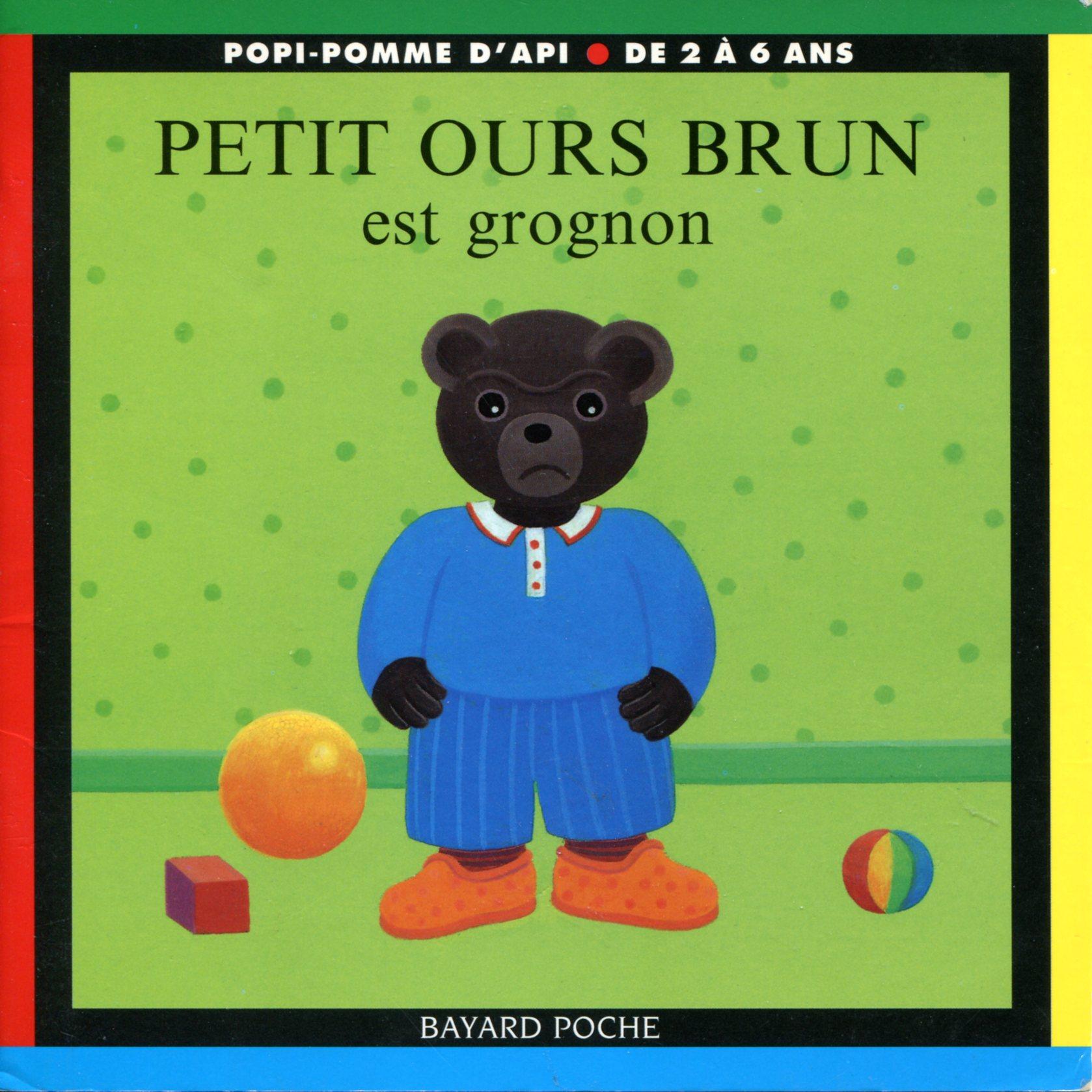 Vu et entendu dans petit ours brun libres enfants du tarn - Petit ours brun a l ecole ...