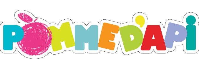 logo pomme d'api mensuel 3-7 ans enfants bayard