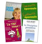 livres parentalité bienveillante positive vendredis intellos jnve journée non violence éducative 2015 albi tarn