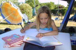 cahier devoirs de vacances passeport révisions été école