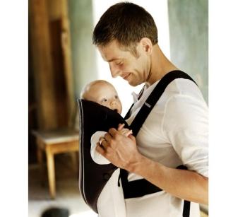 pire porte bébé babybjorn stop horreur suspendu rigide pas physiologique