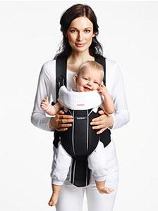 stop horreur porte bébé face au monde non physiologique bébé suspendu