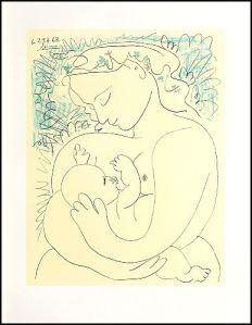 allaitement picasso maternage portage lien mère enfant libres enfants du tarn rencontre albi