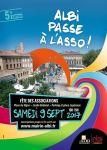 fête des associations albi 2017 libres enfants du Tarn