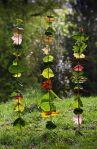 mandala feuilles landart albi tarn balade en forêt famille