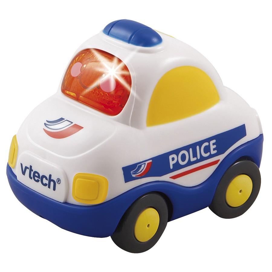La merde qu'on n'achètera pas: la voiture de police Mathis de  Vtech (1/2)