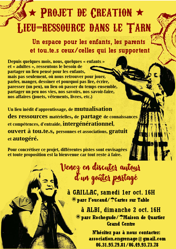 lieu ressource tarn engrenage parents enfants