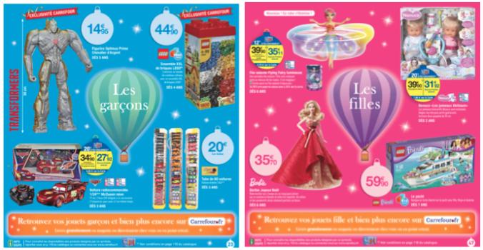 sexisme jouets catalogue rencontre parents enfants tarn 81 réseau ief albi
