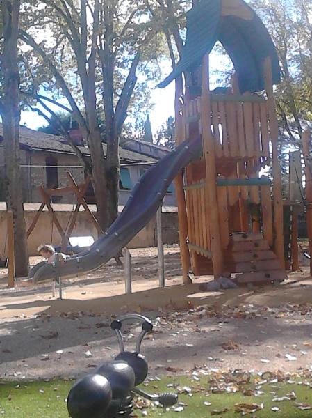 aire de jeux parc foucaud gaillac libres enfants du Tarn fête des lanternes