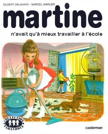 martine parodie école littérature jeunesse libres enfants du tarn albi gaillac non-sco déscolarisation