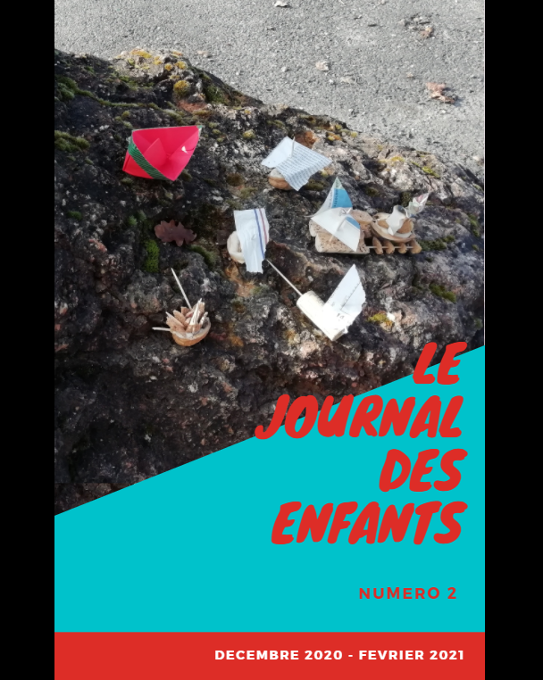 Journal des enfants #2 Libres enfants du Tarn hiver 2020-2021