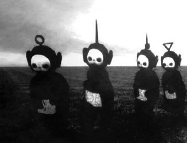 télétubbies creepy libres enfants du tarn