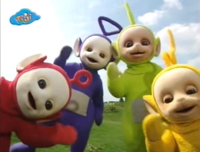 télétubbies creepy libres enfants du tarn